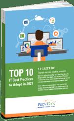 top 10 it best practices book